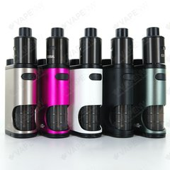 Eleaf iStick Pico Squeeze Squonk Starter Kit by Jay Bo Designs