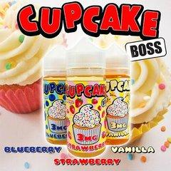 Cupcake Boss 100ml 0mg - Vanilla
