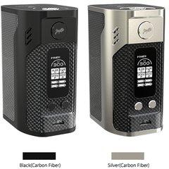 Wismec Reuleaux RX300 CARBON FIBRE VERSIONS TC Box Mod