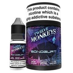 Twelve Monkeys - Bonogurt 3 x 10ml By Twelve Monkeys Co