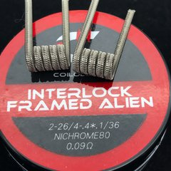 Coilology Hand Crafted Coils (Per Pair)