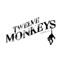 Twelve Monkeys 50ml Shortfill Juice Range