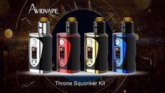vidvape Throne Squonker 200W TC Kit