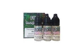 Fooza - Cosmic Grape TPD Compliant 10ml x 3 Pack 3mg