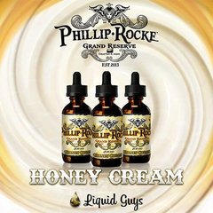 Phillip Rocke Grand Reserve Honey Cream 60ml 0mg