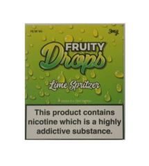 Fruity Drops Lime Spritzer 30ml