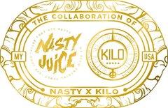 Nasty X Kilo 50ml Shortfill Juice Range