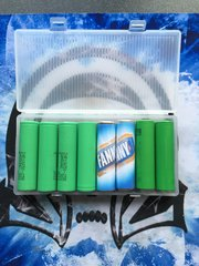 Battery Storage Box - holds 8 (batteries not included)