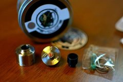 Hadaly RDA Rebuildable Dripping Atomizer 22mm (Styled)