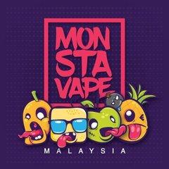 Monsta Vape Dessert 50ml Shortfill Juice Range