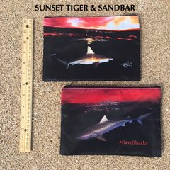 Shark photo organizing everyday use bags, Pick your design here