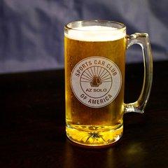 AZ Solo Logo Glass