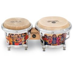 LP Music Collection® Santana Mini Tunable Bongos