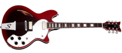 Schecter TS/H-1 Semi Hollow