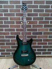 USED PRS Soapbar II Green