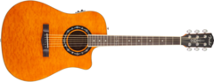 Fender T-Bucket Quilted Orange
