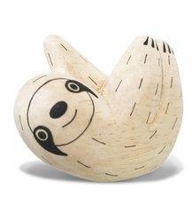 White Pure Wood - Sloth