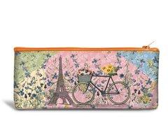 Paris Trip Recyclable Pencil Bag