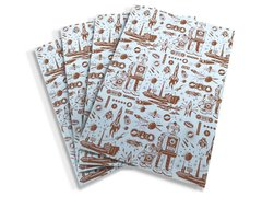 Space Station Notebooks - Set of 4
