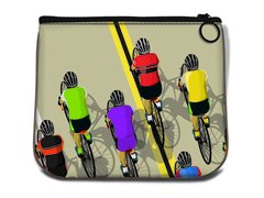 Cycling Coin Bag