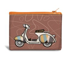 Scooter Recyclable Coin Bag