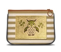 Smart - Canvas Small Zipper Pouch