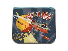 Travel to Mars Coin Bag