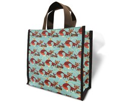 Foxy - Recycled Lunch Bag
