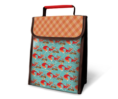 Foxy Insulated Lunch Sack