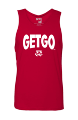 WIDE LOGO GETGO TANK (Red)