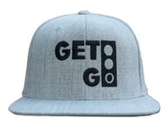 GETGO SNAPBACK (Heather Gray)