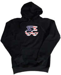 GG FLAG LOGO (Black)