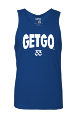 WIDE LOGO GETGO TANK (Royal Blue)