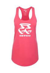 GETGO LADIES TANK (Pink)