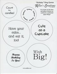 Birthday Ring Quotes