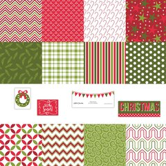 Christmas 4x4 Fun Sheets