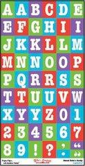Bulk Pack-Alphabet Sheet-Sweet Pete
