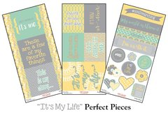 """It's My Life"" Perfect Pieces"