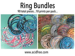 RINGS BUNDLE - Mini Collections