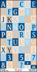 Alphabet Sheet- Clearance-Tybee