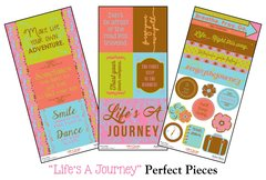 """Life's a Journey"" Perfect Pieces"