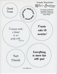 Friends Ring Quotes