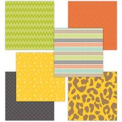 Zoo Day 6x6 Fun Sheets