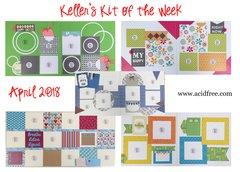 **Keller's Kit of the Week - April