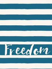 Freedom- Cherries Jubilee Flash Card
