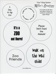 Zoo Ring Quotes