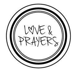 Love & Prayers - Stamp It Fast