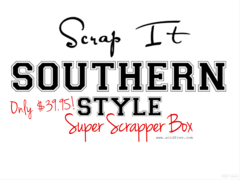 SISS Super Scrapper Box