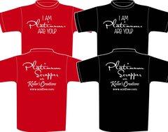 T-shirts - Platinum Weekend