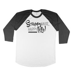 Scrappy Wife T-shirt